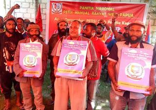 Ingin Bikin Konstitusi Sendiri, Benny Wenda: Papua Barat Tidak Akan Tunduk pada RI