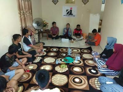 Sosialisasi Dalam Rangka Menyambut Hari Sumpah Pemuda BPKel Oi Orang Pinggiran Kota Bitung