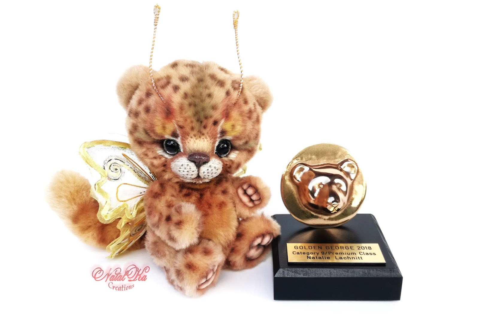 NatalKa Creations - teddies with charm: Welcome to the world of ...