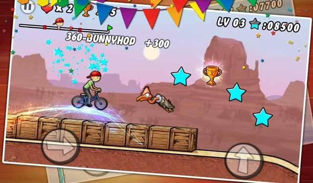 BMX Boy Game Ringan Terbaik