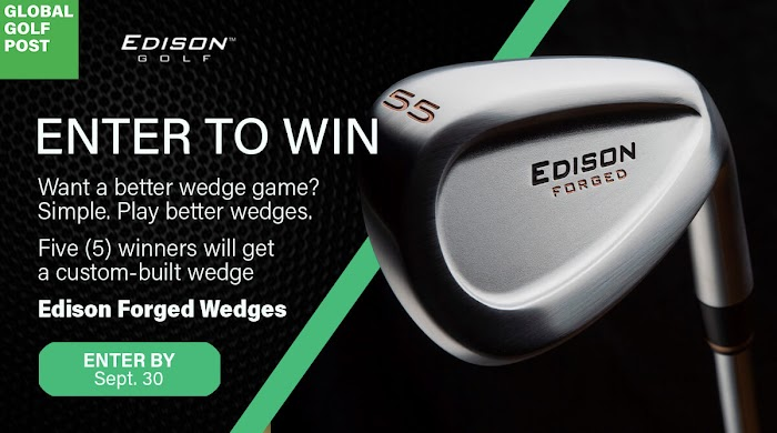 $179 Edison Forged Wedges Giveaway (5 Lucky Winner)
