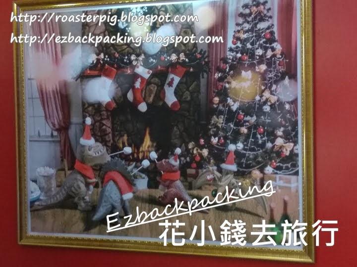 尖沙咀美麗華商場聖誕燈飾2020