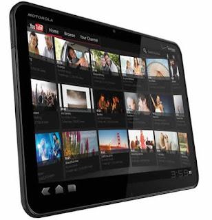 Motorola Xoom WI-FI SIM FREE