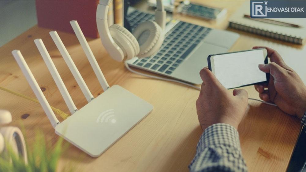 cara bobol wifi zte tanpa aplikasi
