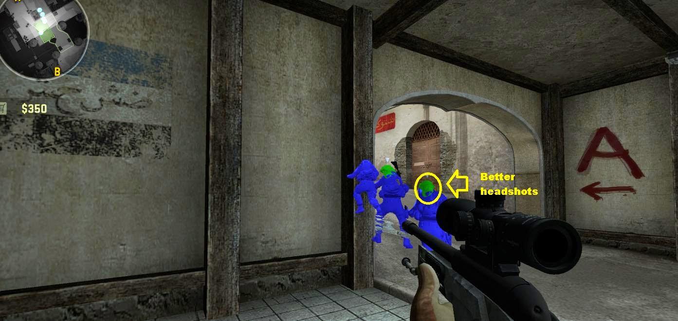 Cs go no recoil command