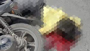 Seorang Wanita Meninggal Dunia Setelah Terlindas Mobil Dump Truk di Jalan Platina Raya Marelan
