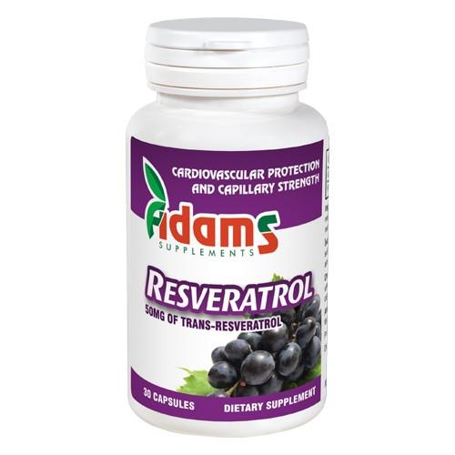 Resveratrol 50mg 30 capsule