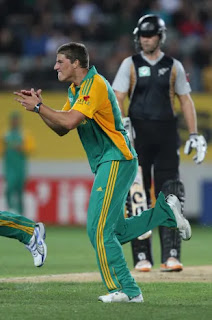New Zealand vs South Africa 3rd T20I 2012 Highlights