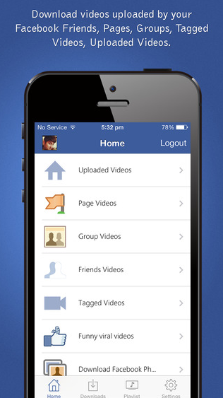Best Facebook Photo & Video Downloader Apps For iPhone