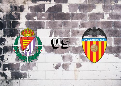 Real Valladolid vs Valencia  Resumen