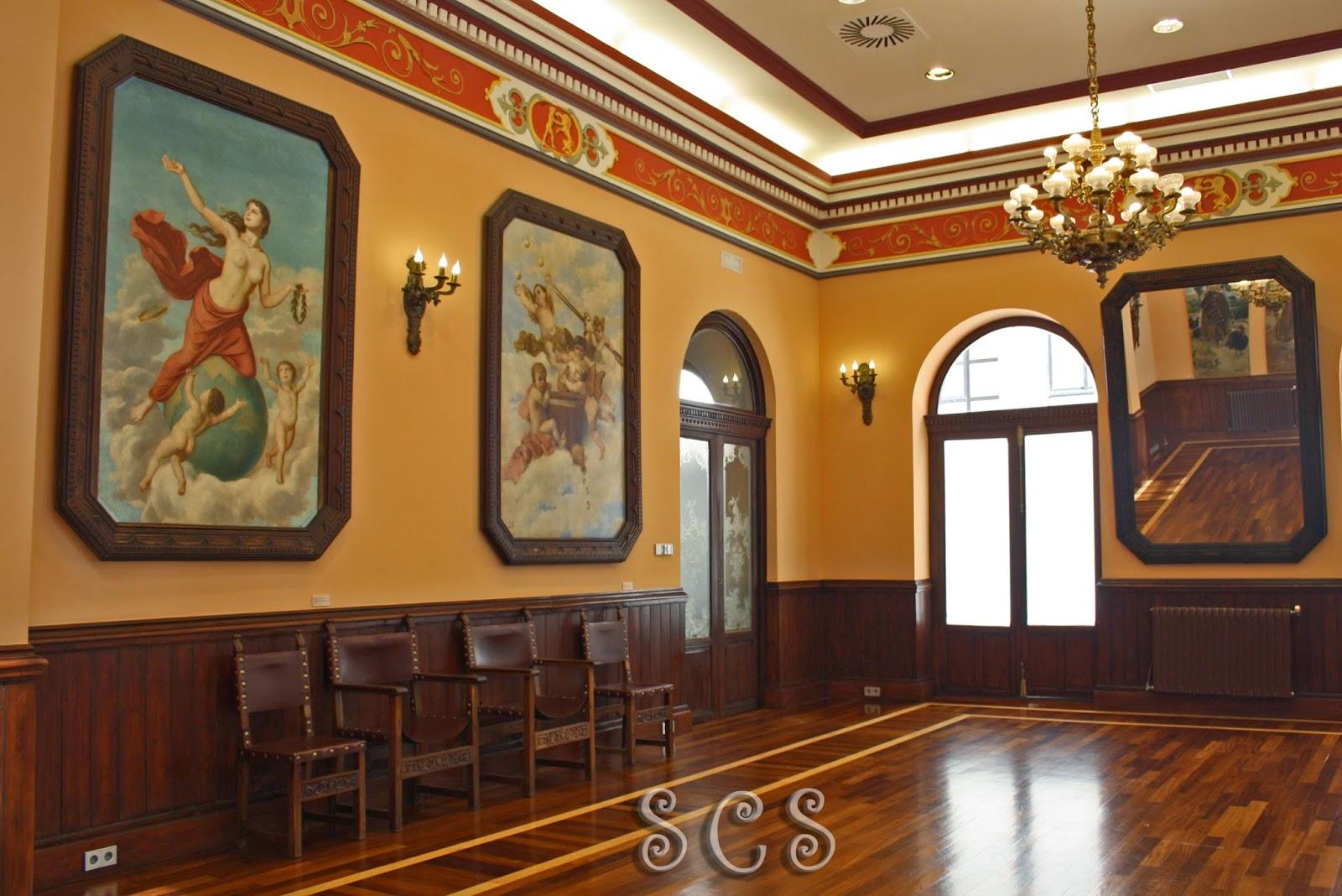 Salón de Armas - Real Casino de Murcia