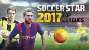 Soccer Star 17 Top Leagues Apk terbaru
