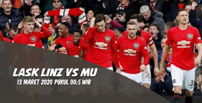 Prediksi LASK Linz vs Manchester United 13 Maret 2020 Liga Eropa