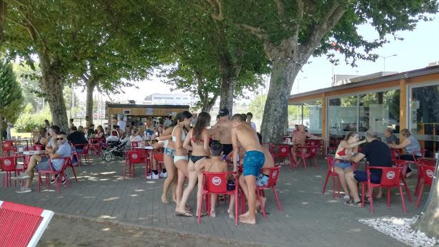 Esplanada do Café Bar Boca Maldita