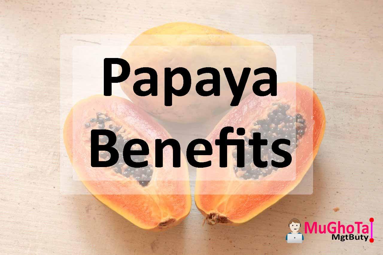 Papaya - Health Benefits, Nutrition and Uses