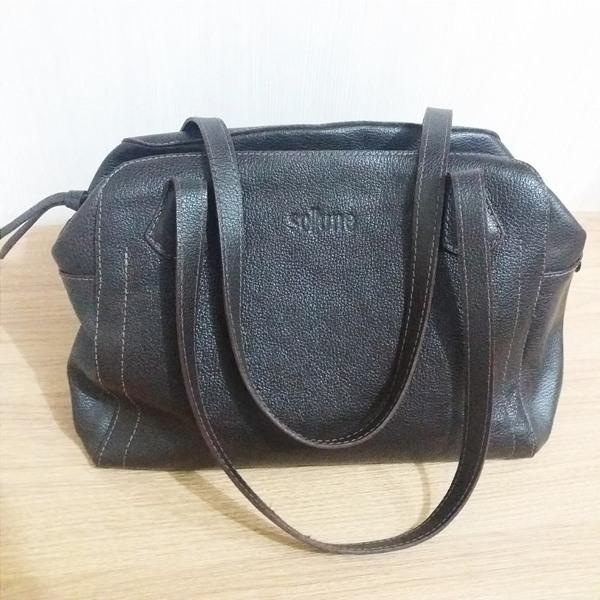 Look do dia: Bolsa Solune