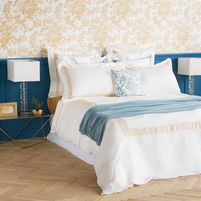 Zaracienta cama nueva con zara home en rebajas - Zara home alfombras rebajas ...