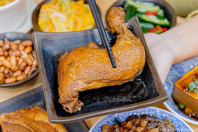 MG 9941 - 熱血採訪︱林記飯館,古早南部口味平價小吃,滷肉飯肥肉瘦肉任你挑!還有熟客必點蜜汁小魚乾花生