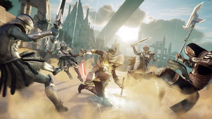 Assassin's Creed The Fate Of Atlantis