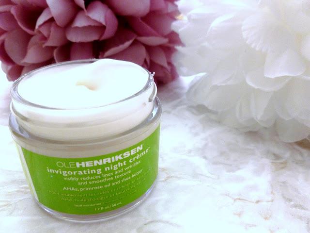Ole Henriksen Invigorating Night Cream