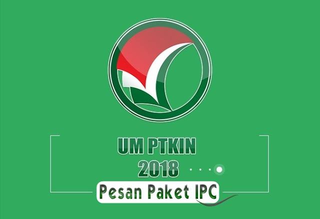 Pembayaran Soal UM-PTKIN IPC