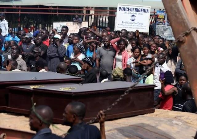 Terroristas matam pastor sequestrado e decapitaram pai e filho que são cristãos na Nigéria