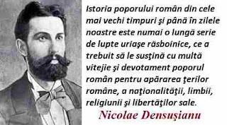 Maxima zilei: 18 aprilie - Nicolae Densuşianu