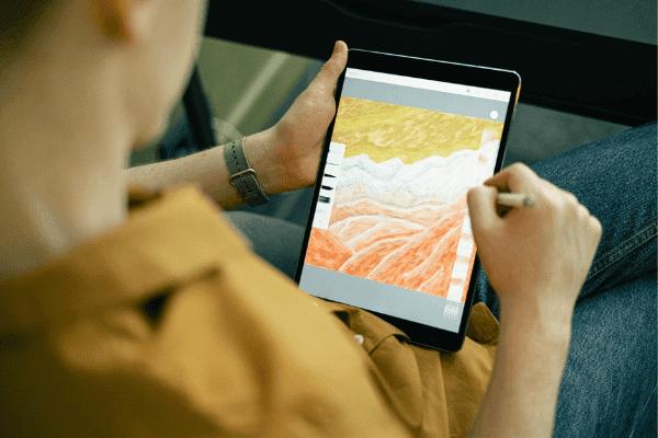 cara menggambar digital husus pemula