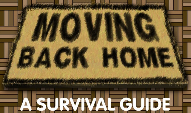 Moving Back Home: A Survival Guide
