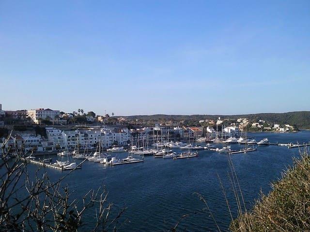 Puerto, Mahon, Menorca