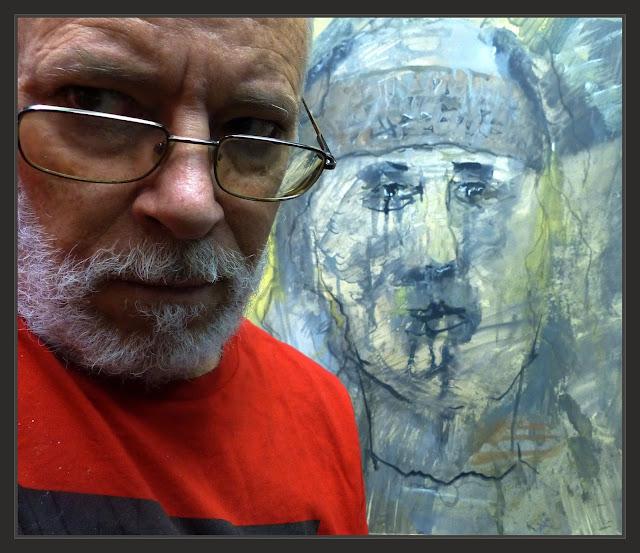 ART-ARTE-MARIA ORSIC-PINTAR-PERSONAJES-VIDENTES-MISTICA-III REICH-REVELACIONES-ARCHIVOS AKASICOS-FOTOS-ARTISTA-PINTOR-ERNEST DESCALS