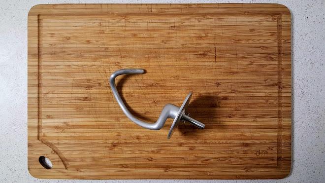 Crochet de robot pâtissier