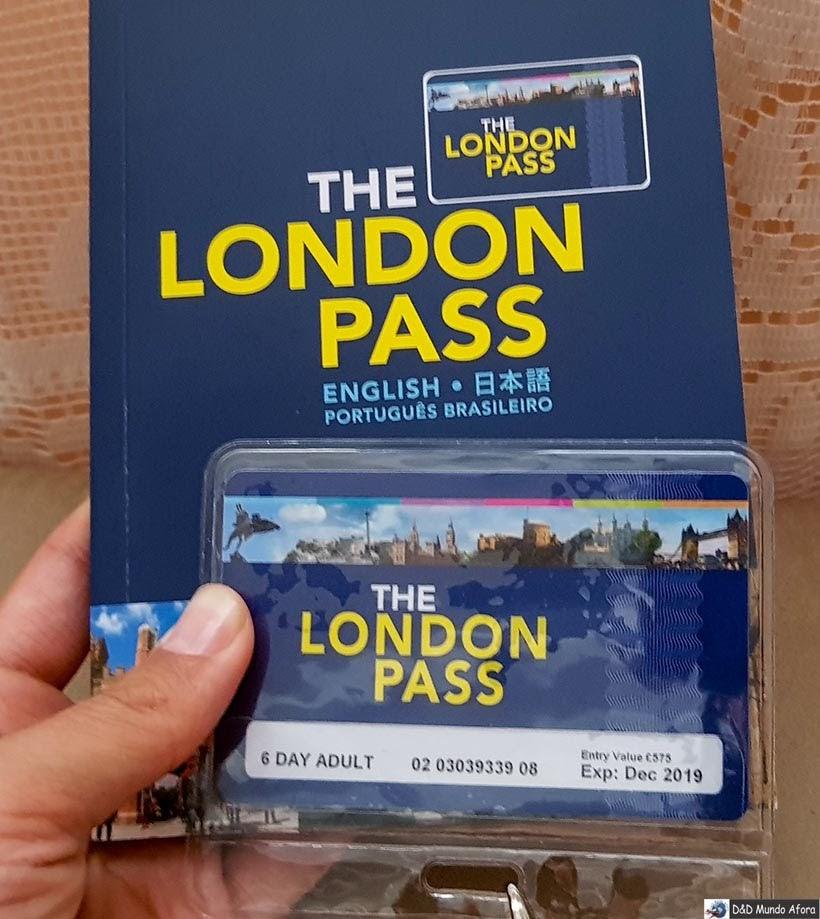 London Pass: vale a pena comprar? Como usar