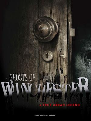 Porta de mansão mal assombrada Winchester