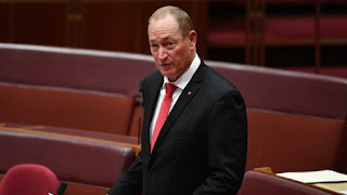 Fraser Anning Wiki, Biography , Age, Wife, Kids, Family, Net Worth, Egg Boy