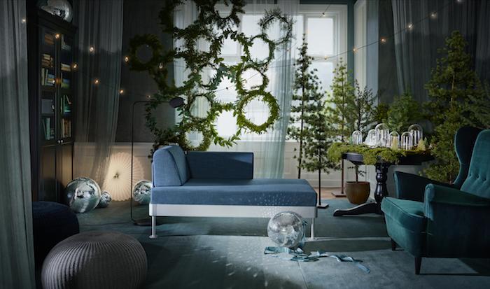 Colección Navidad IKEA 2019, salones