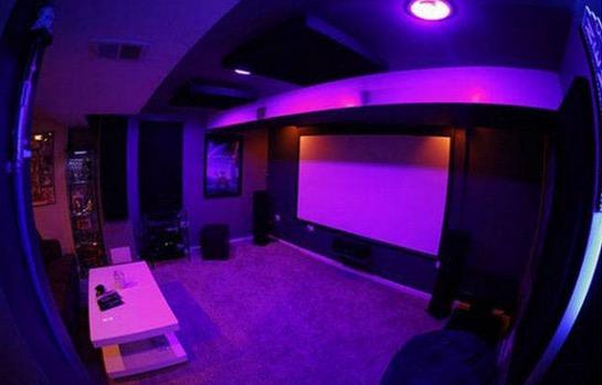 Inilah Home Theater Idaman Kita Semua