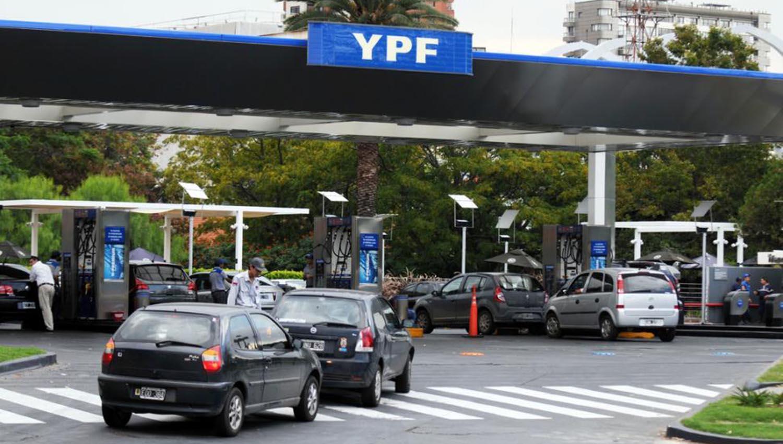 Ypf aumento la nafta