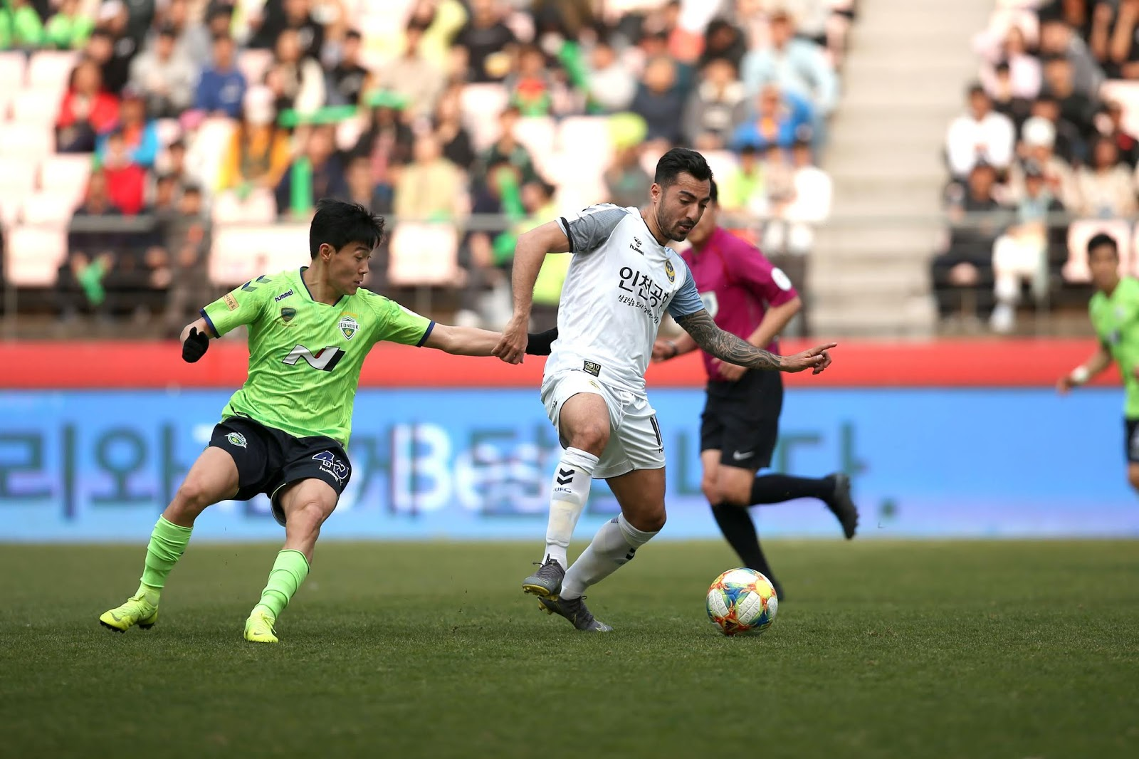 K League 1 Preview: Incheon United vs Jeonbuk Hyundai Motors