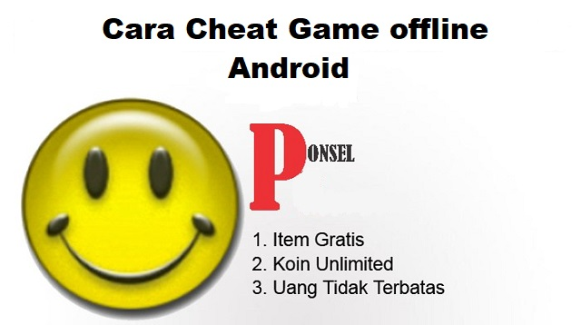 Cara Cheat Game Offline Android