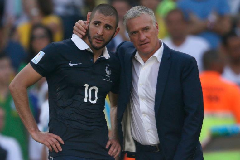 كريم بنزيمة في تشكيلة فرنسا ليورو 2020 وسط محاكمة ابتزاز