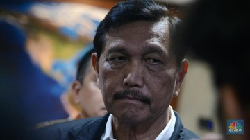 Luhut : Penikaman Wiranto Jangan Dibesar-besarkan, Tak Usak Sok Pahlawan!