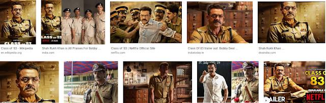 New Movie Class of '83  Bollywood Movie Review   ashoppingreviwa.com
