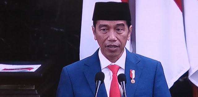 Presiden Jokowi: Kita Tidak Boleh Kehilangan Bintang Penjuru