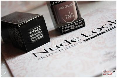 Smalto unghie, nude, nude look, polish nude,  TNS cosmetics