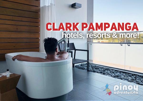 TOP CLARK HOTELS and RESORTS in PAMPANGA near CLARK AIRPORT