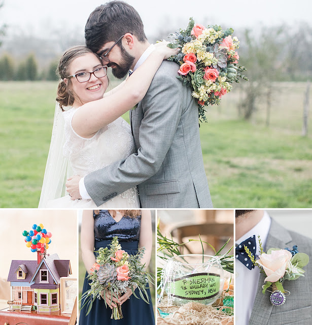 Disney themed Wedding, Gruene Estate Wedding Venue
