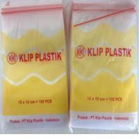 Supplier plastik klip di Medan.