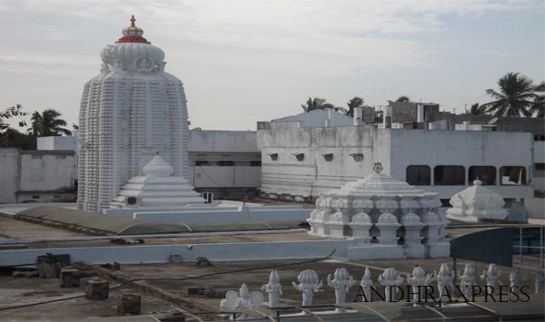 Suryanarayana Temple, Arasavalli