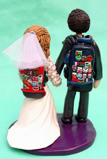 Travel Themed Wedding Lots Of Love Susan